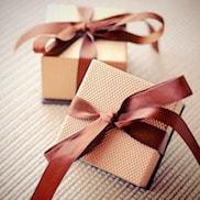 Schaltfläche, um zu den Geschenke Online Shops zu gelangen