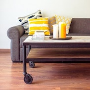 Schaltfläche, um zu den Möbel Online Shops zu gelangen