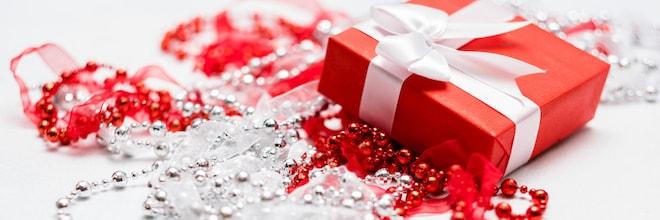 Stimmungsfoto zum Thema Geschenke online kaufen