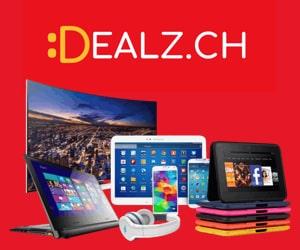 Dealz.ch - Deals & Schnäppchen, die Freude machen